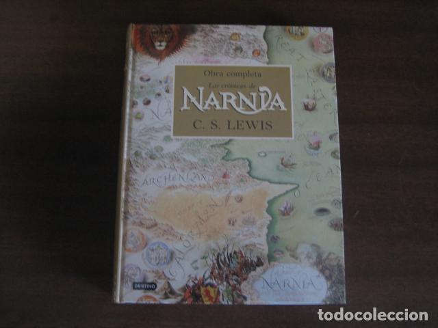 LAS CRONICAS DE NARNIA - OBRA COMPLETA - C.S. LEWIS - DESTINO PLANETA (Libros de Segunda Mano (posteriores a 1936) - Literatura - Narrativa - Ciencia Ficción y Fantasía)
