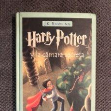 Libros de segunda mano: HARRY POTTER. Y LA CAMARA SECRETA, POR J.K.ROWLING (A.2002). Lote 104097079
