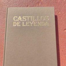 Libros de segunda mano: CASTILLOS DE LEYENDA DAVID DAY ILUSTRACIONES DE ALAN LEE TIMUN MAS. Lote 104593080