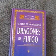 Libros de segunda mano: DRAGONES DE FUEGO. VOL 1. KNAAK. TIMUN MAS. Lote 104608439