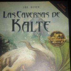 Libros de segunda mano: LAS CAVERNAS DE KALTE. JOE DEVER. COLECCIÓN LOBO SOLITARIO 3. LIBRO AVENTURA 2003. TIMUN MAS. 2003.;. Lote 104859683