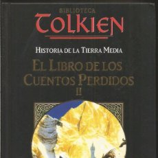 Libros de segunda mano: EL LIBRO DE LOS CUENTOS PERDIDOS II. CHRISTOPHER TOLKIEN. PLANETA DEAGOSTINI MINOTAURO. Lote 105032279
