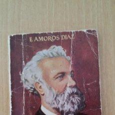 Libros de segunda mano: JULIO VERNE, E. AMOROS DIAZ. ENCICLOPEDIA PULGA Nº49. EDICIONES G.P. BARCELONA. Lote 105663743