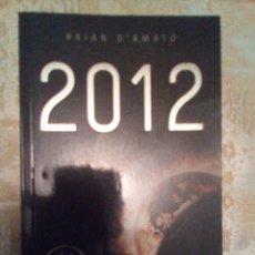 Libros de segunda mano: VENDO LIBRO, 2012, OTRA FOTO EN EL INTERIOR. NUEVO SIN ESTRENAR.. Lote 105699971