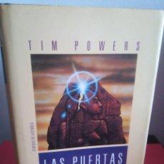 Libros de segunda mano: LAS PUERTAS DE ANUBIS - TIM POWERS - CIRCULO DE LECTORES 1990. Lote 106194195