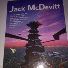 Libros de segunda mano: CAULDRON . JACK MCDEVITT ( LA FACTORIA ). Lote 106575691