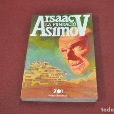 Libros de segunda mano: LA FUNDACIÓ - ISAAC ASIMOV - CFB. Lote 106579739