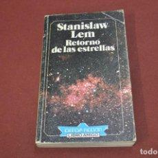 Libros de segunda mano: RETORNO DE LAS ESTRELLAS - STANISLAW LEM - CFB. Lote 106579823