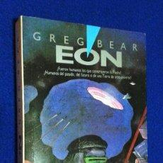 Libros de segunda mano: GREG BEAR: EÓN. Lote 106584415
