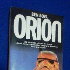Libros de segunda mano: BEN BOVA: ORION. Lote 106586095