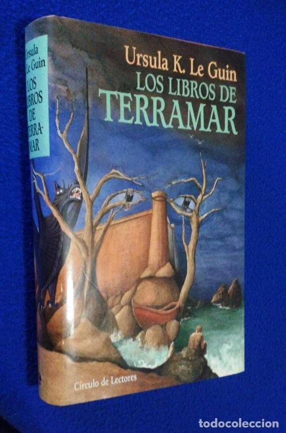 URSULA K. LE GUIN: LOS LIBROS DE TERRAMAR (Libros de Segunda Mano (posteriores a 1936) - Literatura - Narrativa - Ciencia Ficción y Fantasía)