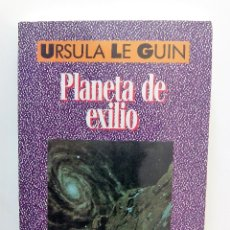 Libros de segunda mano: PLANETA DE EXILIO DE URSULA K. LE GUIN - EKUMEN 2. Lote 106589639