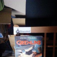 Libros de segunda mano: GREMLINS - STEVEN SPIELBERG (DIFÍCIL). Lote 107595735