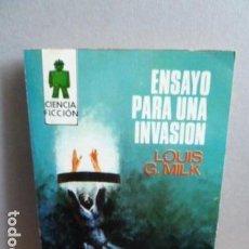 Libros de segunda mano: CIENCIA FICCION DE TORAY N.66. Lote 107832983