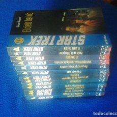 Libros de segunda mano: STAR TREK (SERIE CLÁSICA) 1 AL 14 ¡¡COMPLETA!!. Lote 108005843
