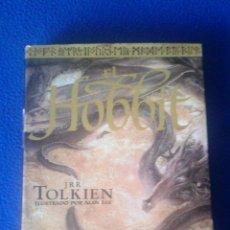 Libros de segunda mano: J.R.R. TOLKIEN: EL HOBBIT - ILUSTRADO POR ALAN LEE. Lote 108013015