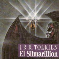 Libros de segunda mano: EL SILMARILLION POR J. R. R. TOLKIEN DE CÍRCULO DE LECTORES EN BARCELONA 1991. Lote 109071071