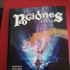 Libros de segunda mano: FILTRO - POCIONES 1 - AMY ALWARD - EDICIONES NOCTURNA - BUEN ESTADO. Lote 109383131