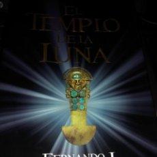 Libros de segunda mano: EL TEMPLO DE LA LUNA .FERNANDO J. LÓPEZ DEL OSO ( MINOTAURO ). Lote 110056699