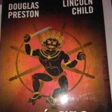 Libros de segunda mano: EL CIRCULO OSCURO .DOUGLAS PRESTON/LINCOLN CHILD . ( PLAZA Y JANES ). Lote 110057283