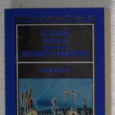Libros de segunda mano: NOVELA EL ULTIMO CASTILLO / HOMBRES Y DRAGONES - JACK VANCE; ORBIS BIBLIOTECA DE CIENCIA FICCION 68. Lote 110060335