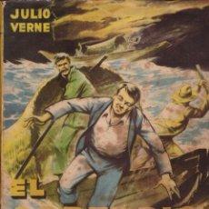 Libros de segunda mano: NOVELA EL SOBERBIO ORINOCO - JULIO VERNE; EDITORIAL DIFUSION; AÑO 1953. Lote 110061719