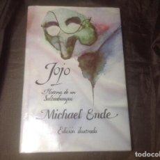 Libros de segunda mano: JOJO DE MICHAEL ENDE CÍRCULO LECTORES TAPA DURA CON SOBRECUBIERTA 1988. Lote 110179639