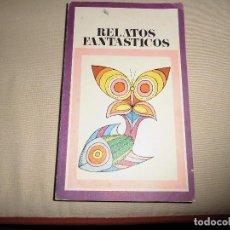 Libros de segunda mano: RELATOS FANTASTICOS Nº 1 BIBLIOTECA PEPSI COLA. Lote 110834671