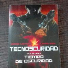 Libros de segunda mano: TECNOSCURIDAD - TIEMPO DE OSCURIDAD - LEVITSKI. Lote 111791710