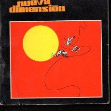 Libros de segunda mano: NUEVA DIMENSIÓN Nº 21 (DRONTE, 1971). Lote 111831967