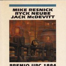 Livros em segunda mão: CIENCIA FICCION. PREMIO UPC 1994. NOVA 72. EDICIONES B RUSTICA. Lote 196973616