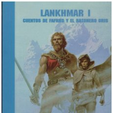 Libros de segunda mano: FRITZ LEIBER. LANKHMAR I. Lote 112456847