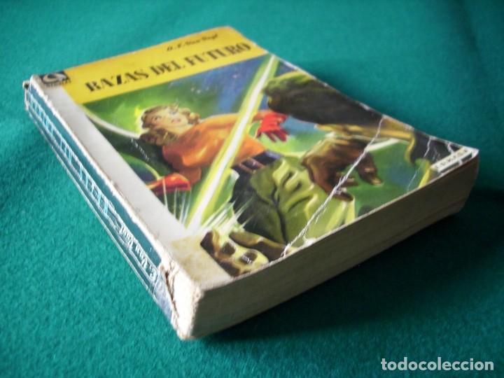 Libros de segunda mano: RAZAS DEL FUTURO - A.E. VAN. VOGT - NEBULAE - AÑO 1956 Nº 19 E.D.H.A.S.A. - Foto 2 - 112715471