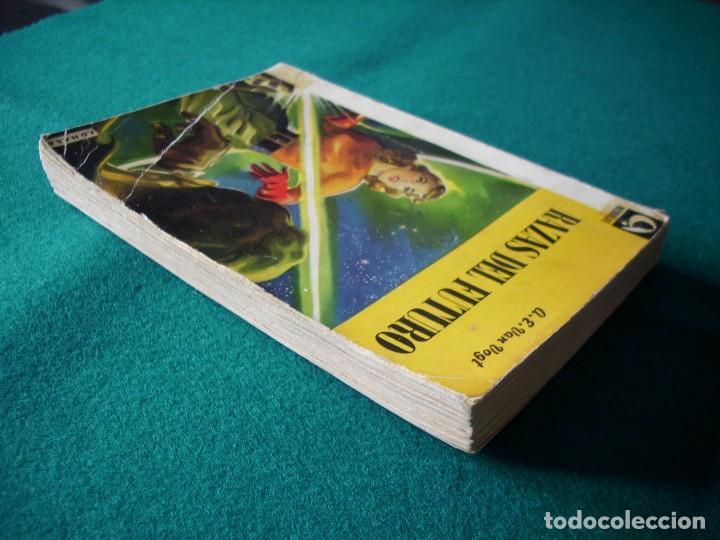 Libros de segunda mano: RAZAS DEL FUTURO - A.E. VAN. VOGT - NEBULAE - AÑO 1956 Nº 19 E.D.H.A.S.A. - Foto 3 - 112715471