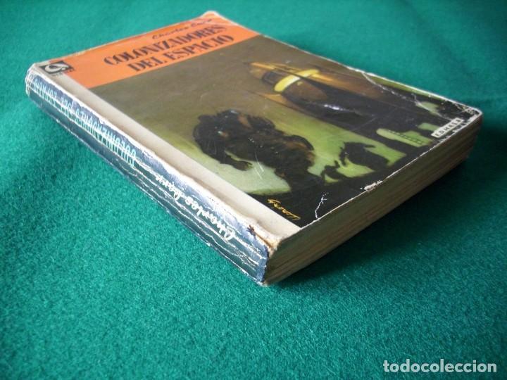 Libros de segunda mano: COLONIZADORES DEL ESPACIO - CHARLES CARR - NEBULAE - Nº50 -AÑO 1958 - E.D.H.A.S.A. - Foto 2 - 118954604