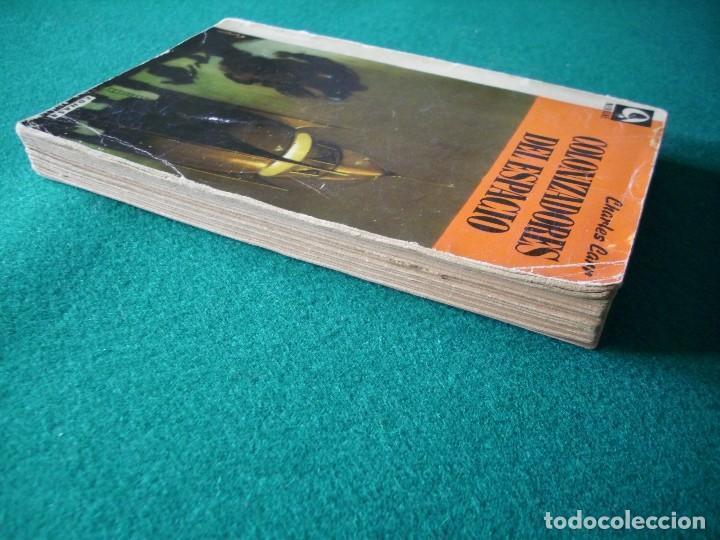 Libros de segunda mano: COLONIZADORES DEL ESPACIO - CHARLES CARR - NEBULAE - Nº50 -AÑO 1958 - E.D.H.A.S.A. - Foto 3 - 118954604