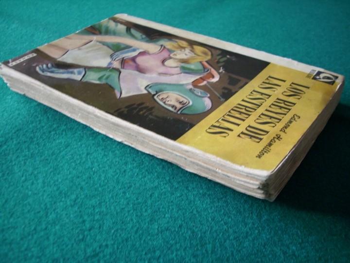 Libros de segunda mano: LOS REYES DE LAS ESTRELLAS - EDMOND HAMILTON - E.D.H.A.S.A. - NEBULAE - AÑO 1955 Nº 14 - Foto 3 - 119582310
