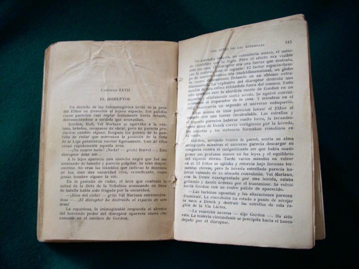 Libros de segunda mano: LOS REYES DE LAS ESTRELLAS - EDMOND HAMILTON - E.D.H.A.S.A. - NEBULAE - AÑO 1955 Nº 14 - Foto 5 - 119582310