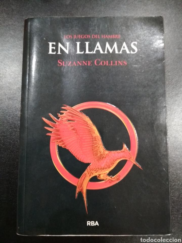 Lote Los Juegos Del Hambre Y En Llamas Suzanne Comprar Libros De