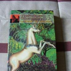Libros de segunda mano: LA FUENTE DEL UNICORNIO - THEODORE STURGEON. Lote 113188871