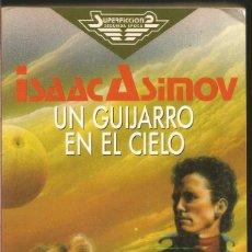 Libros de segunda mano: ISAAC ASIMOV. UN GUIJARRO EN EL CIELO. MARTINEZ ROCA. Lote 113202651