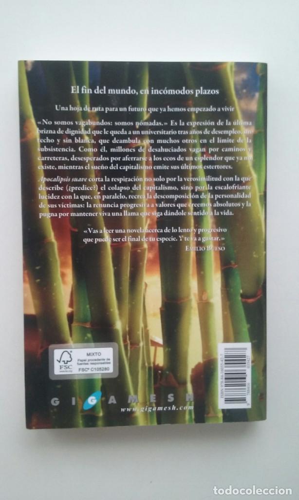 Libros de segunda mano: APOCALIPSIS SUAVE - WILL MCINTOSH - Foto 3 - 113226791