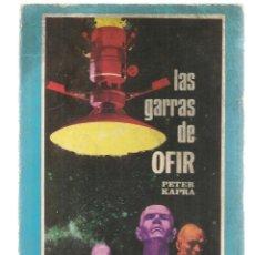 Libros de segunda mano: CIENCIA FICCIÓN. Nº 5. LAS GARRAS DE OFIR. PETER KAPRA. TORAY 1966. (P/C23). Lote 113240335