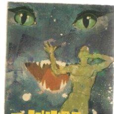 Libros de segunda mano: BEST SELLERS DEL ESPACIO. Nº 5. EL MUNDO DE LOS DIOSES. PEL TORRO. TORAY 1962. (P/C23). Lote 113241511