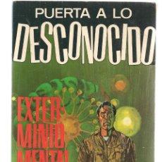Libros de segunda mano: PUERTA A LO DESCONOCIDO. Nº 4. EXTERMINO MENTAL. H.S. THELS. FERMA 1967. (P/C23). Lote 113245803