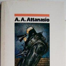 Libros de segunda mano: RADIX DE A.A. ATTANASIO (NOVA). Lote 113358107