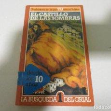 Libros de segunda mano - LIBRO JUEGO EL CASTILLO DE LAS SOMBRAS ALTEA JUNIOR LA BUSQUEDA DEL GRIAL I 1 BRENNAN - 113849039