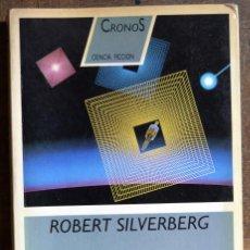 Libros de segunda mano: ROBERT SILVERBERG. GILGAMESH EL REY. EDICIONES DESTINO. 2ª EDICIÓN SEP. 1988. TAPA BLANDA.. Lote 114025139
