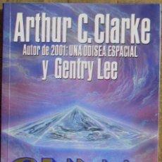 Libros de segunda mano: ARTHUR C. CLARKE. CUNA. 2ª EDICIÓN JULIO 1990. PLAZA Y JANÉS. TAPA BLANDA. EX. Lote 114025527