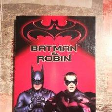 Libros de segunda mano: BATMAN & ROBIN - ALAN GRANT. Lote 114201499